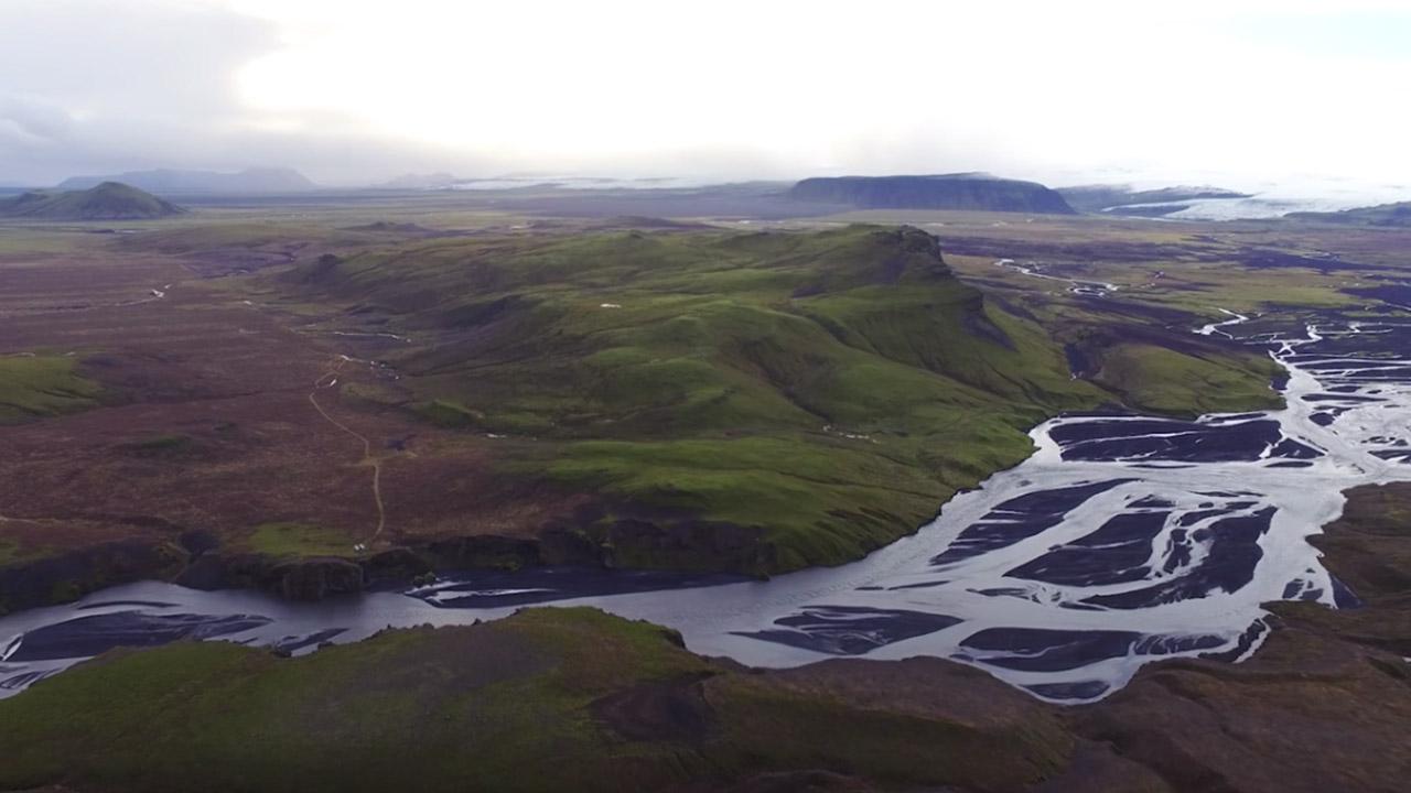 Hólmsá er í hættu, Hólmsárvirkjun er í biðflokki, verndum náttúruna. landvernd.is