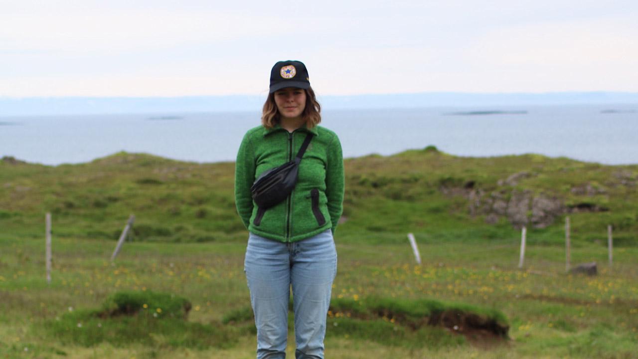 Vigdís Fríða er verkefnastjóri hjá Landvernd, landvernd.is