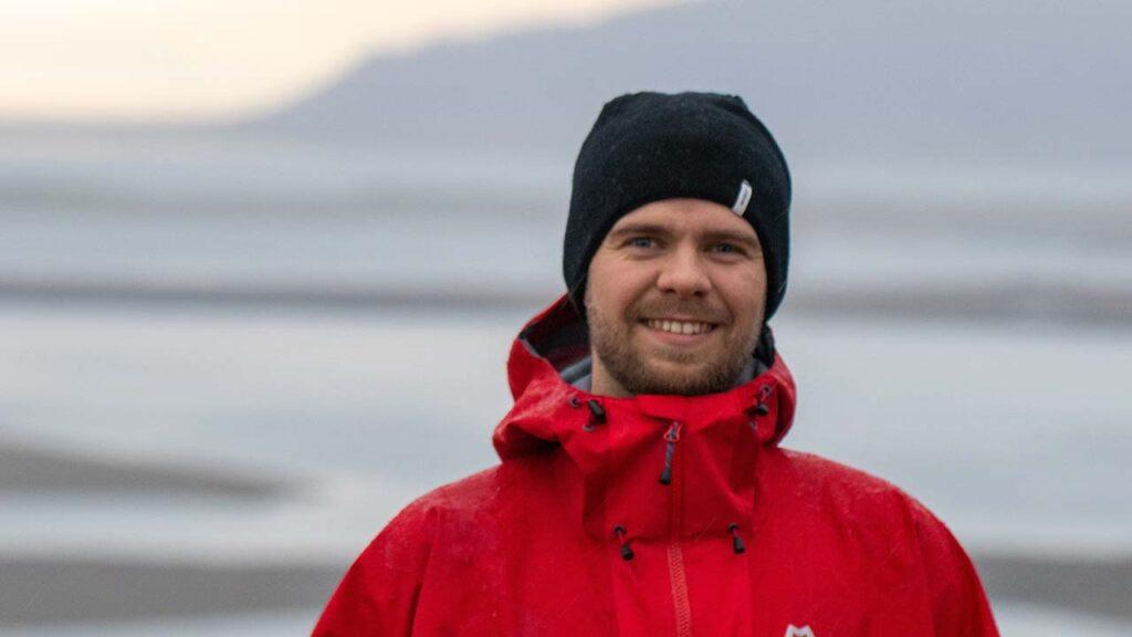 Kristján Geir er sérfræðingur hjá Landvernd, landvernd.is