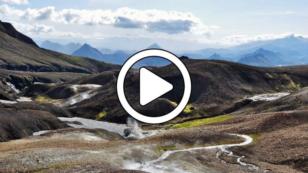 MIðhálendi Íslands er einn mesti fjársjóður landsins, Landvernd.is