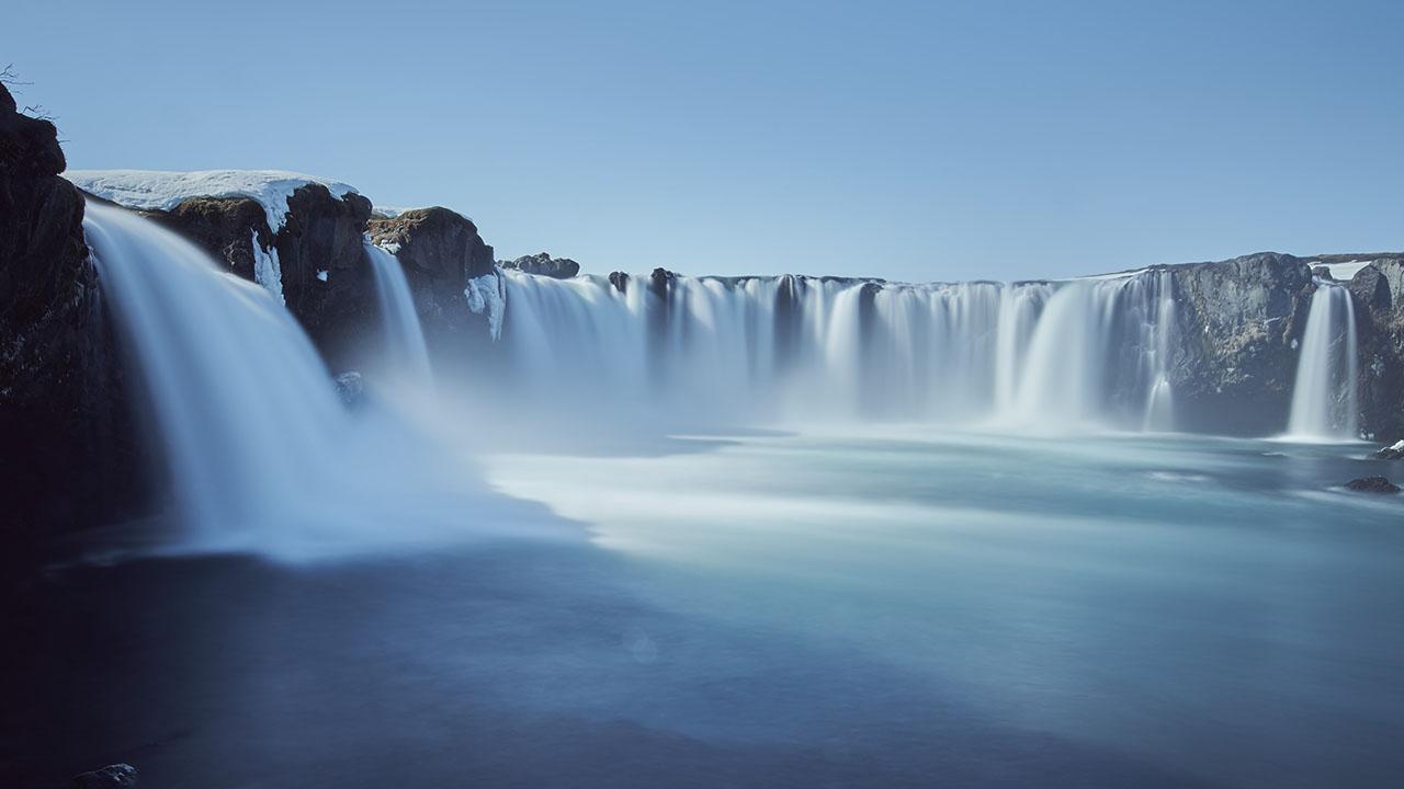 Goðafoss í Skjálfandafljóti er einstakt náttúrufyrirbrigði sem skal friðlýsa, sem og Skjálfandafljót allt, landvernd.is