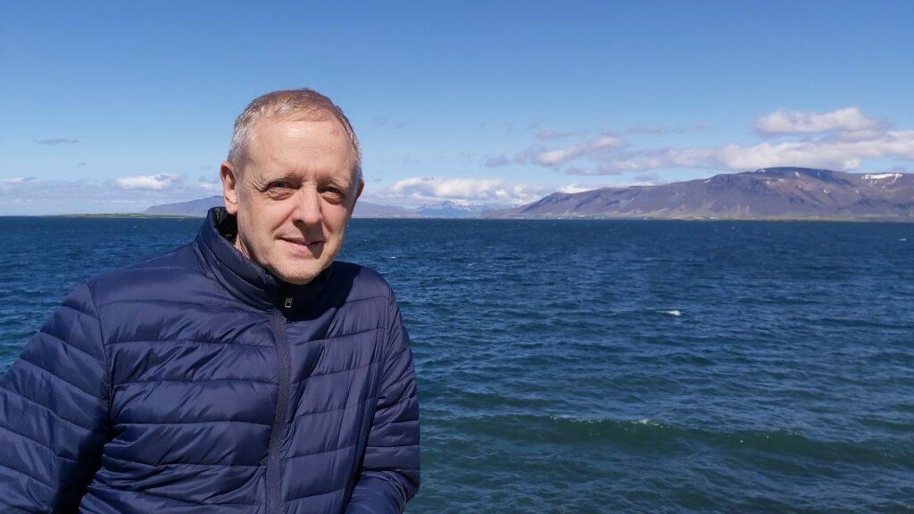 Örn Guðnason er fjármálafulltrúi Landverndar. landvernd.is