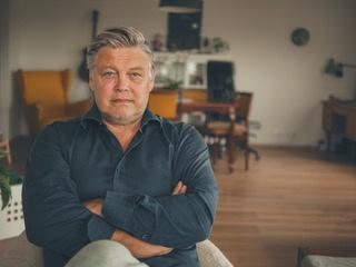 Andrés Skúlason formaður Náttúruverndarsamtaka Austurlands, NAUST.