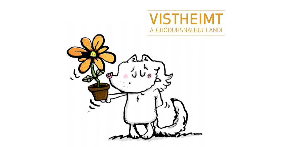 Handbókin Vistheimt á gróðursnauðu landi leiðbeinir um vistheimt með skólum, landvernd.is